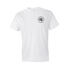 T-skjorte med logo Irsk ulvehundklubb Norge